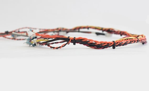 Robotic Arm Ribbon Cable Harness