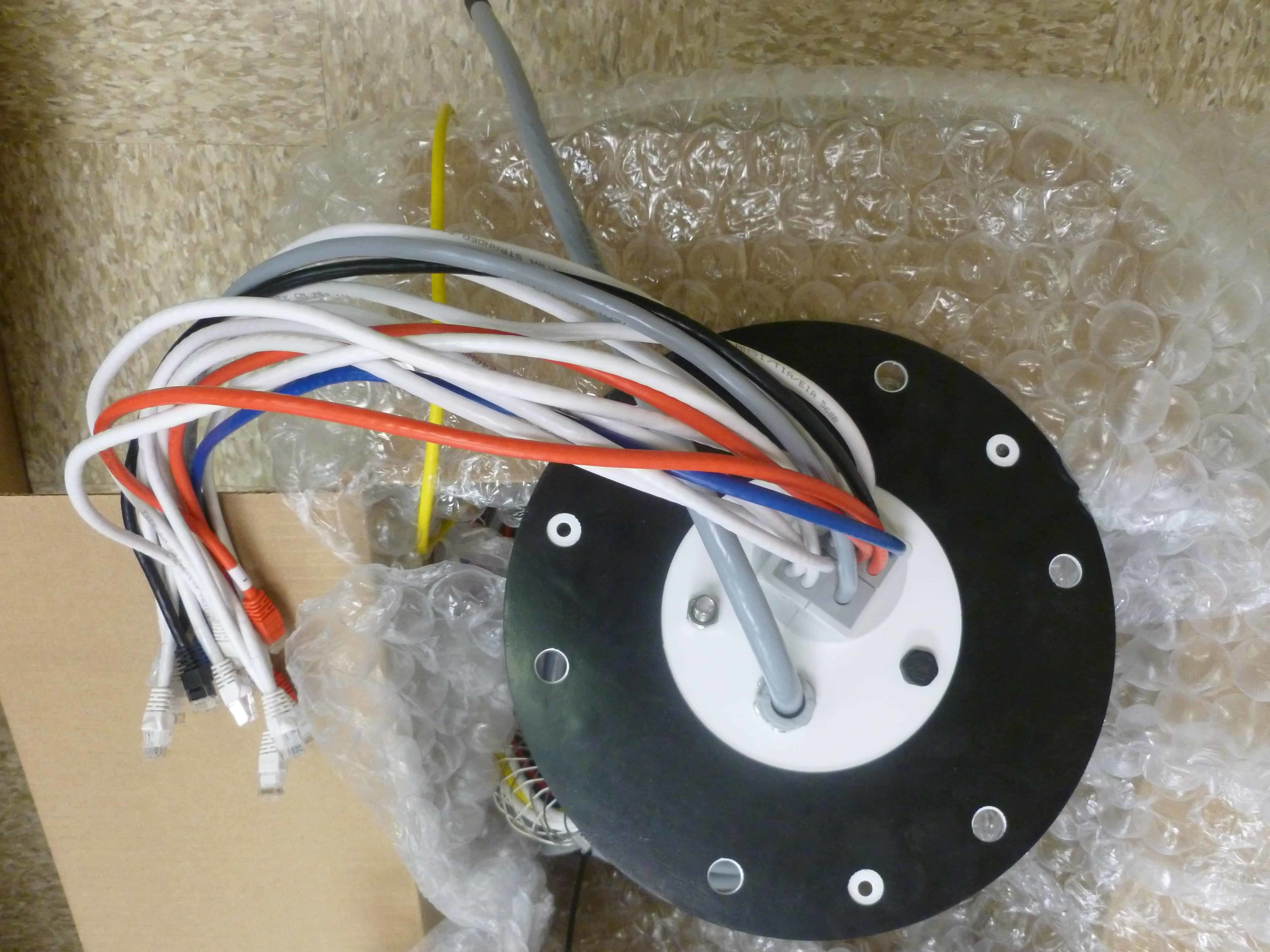 Cable Plate Feed