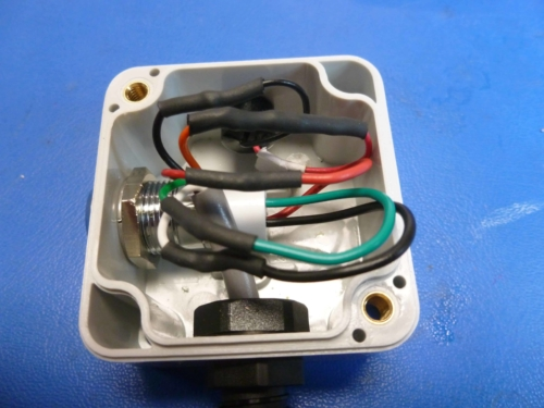 Test Sensor Box Assembly